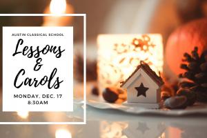 2019 Lessons & Carols