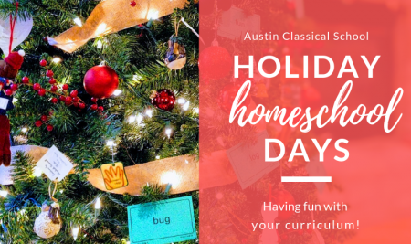 Holidays on homeschool days