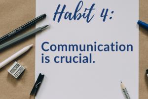 Habit 4 Title