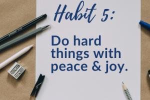 Habit 5 Title